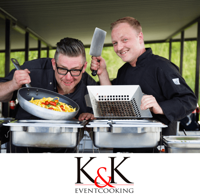 K & K Eventcooking - Pfanne trifft Grill Logo